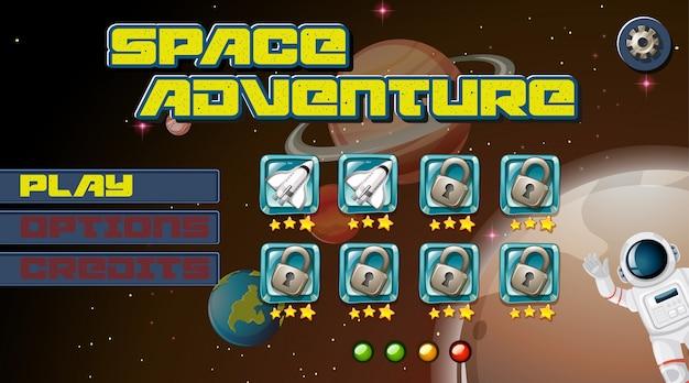 Jeux de l'espace