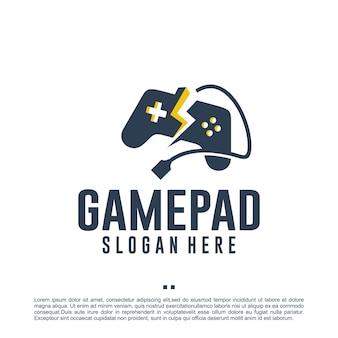 Jeux flash, inspiration de conception de logo