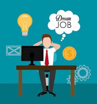 Job design numérique.