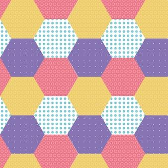 Joli fond géométrique