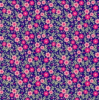 Joli motif floral dans les petites fleurs. impression ditsy. sans couture .