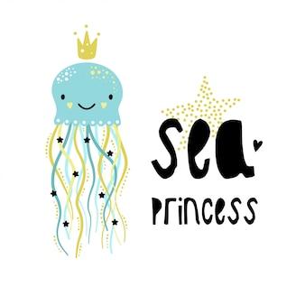 Jolie méduse