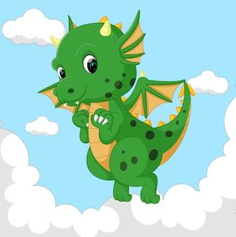 Jolie mouche de dragon