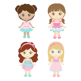 Jolies filles