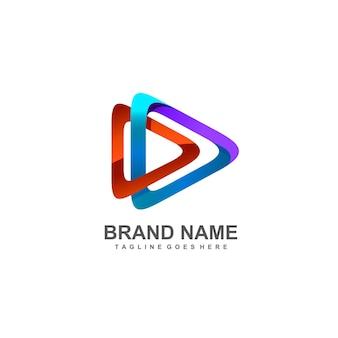 Jouer à la création de logo en vecteur