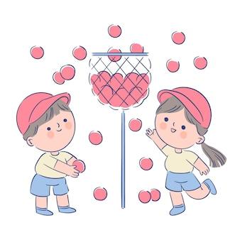 Jouer à undoukai, le festival du sport survivant