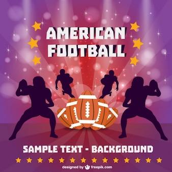 Joueurs de football américain wallpaperr libre