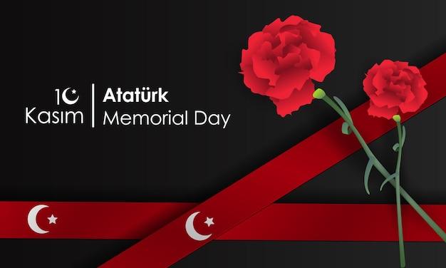 Jour commémoratif de la république turque mustafa kemal atatürktraduction novembe traduction novembe
