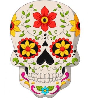 Jour des crânes morts