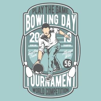 Jour du bowling