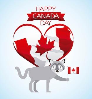 Jour du canada