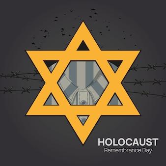 Jour du souvenir de l'holocauste.