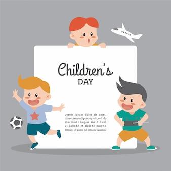 Le jour des enfants