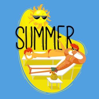 Jour d'été