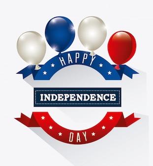 Jour de l'indépendance, 4 juillet, usa