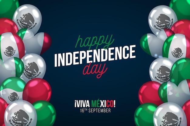 Jour de l'indépendance du mexique