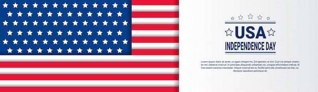 Jour de l'indépendance des états-unis