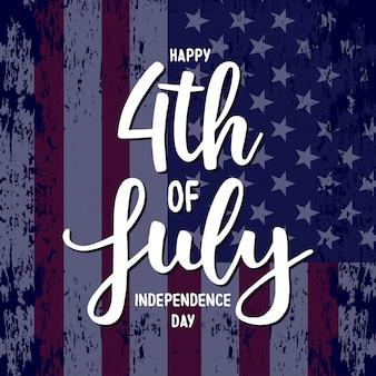 Jour de l'indépendance des etats-unis.