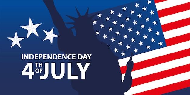 Jour de l'indépendance juillet