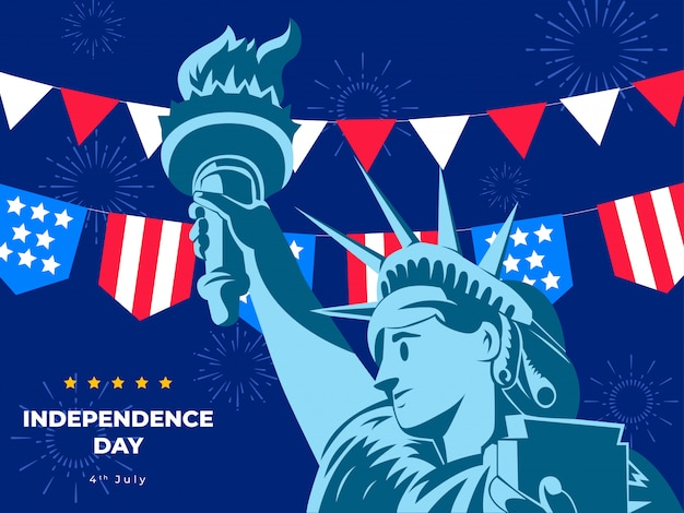 Jour de l'indépendance liberté