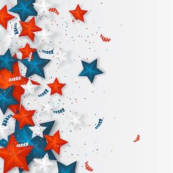 Jour de l'indépendance des usa.