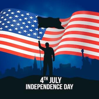 Le jour de l'indépendance