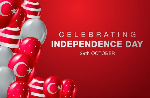 Le jour de l'indépendance.