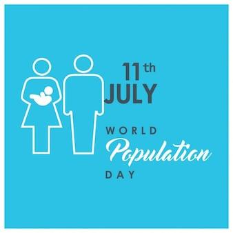 Jour de la population mondiale