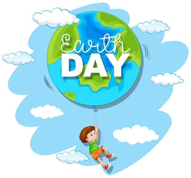 Un jour de la terre