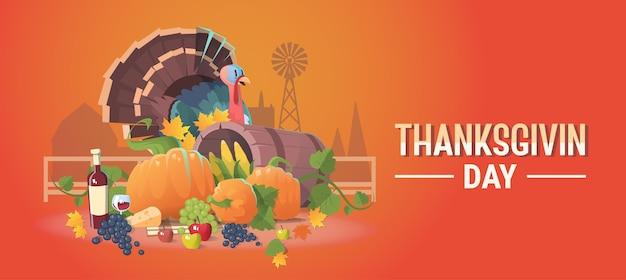 Jour de thanksgiving