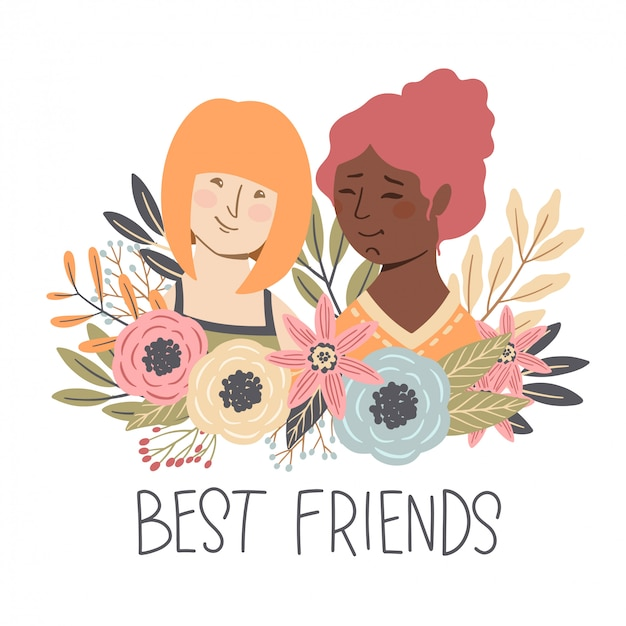 Journée de l'amitié entre filles