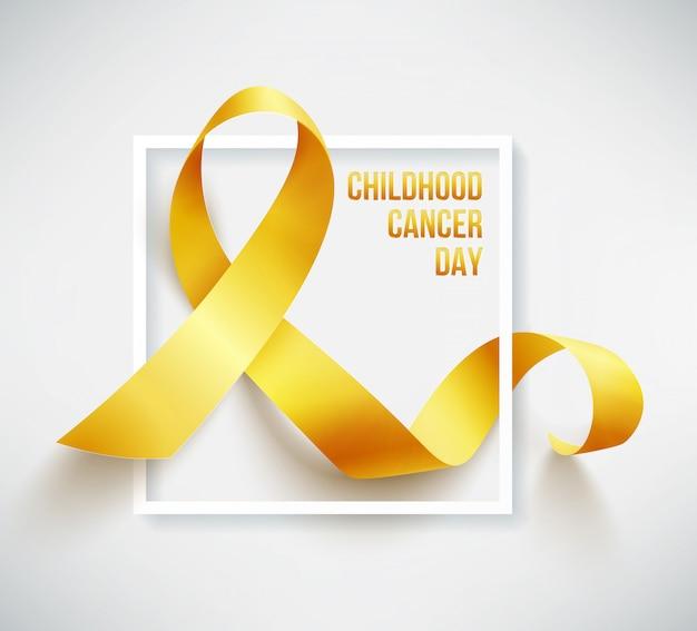 Journée du cancer chez l'enfant