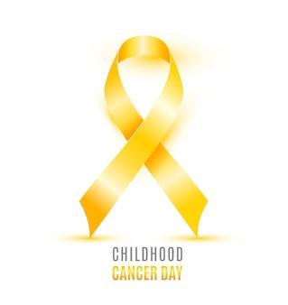 Journée du cancer infantile