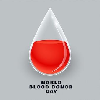 Journée du donneur de sang