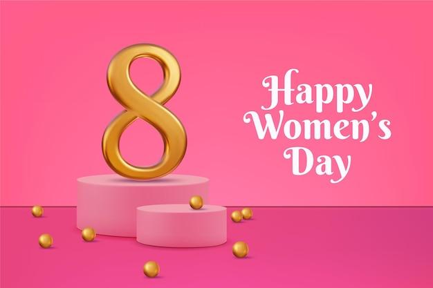 Journée des femmes réaliste du 8e match