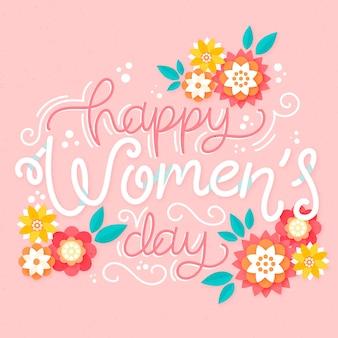 Journée florale des femmes