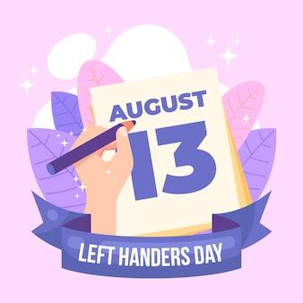 Journée des gauchers