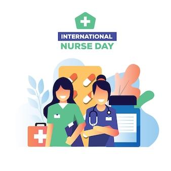 Journée infirmière
