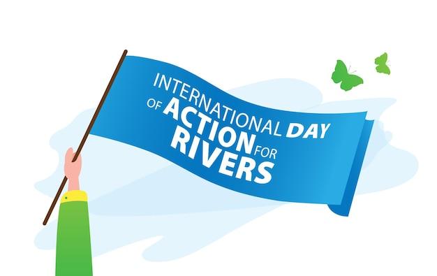 Journée internationale d'action contre les barrages et pour l'eau et la vie des rivières