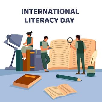 Journée internationale de l'alphabétisation