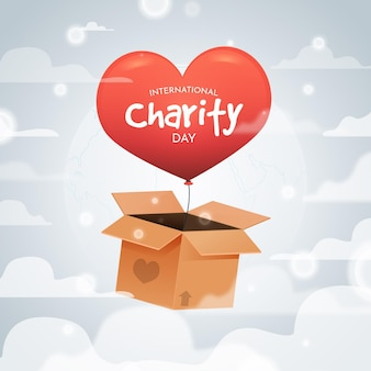 Journée internationale de célébration caritative