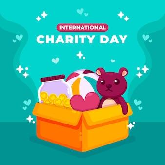 Journée internationale de la charité