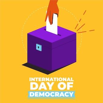 Journée internationale de la démocratie