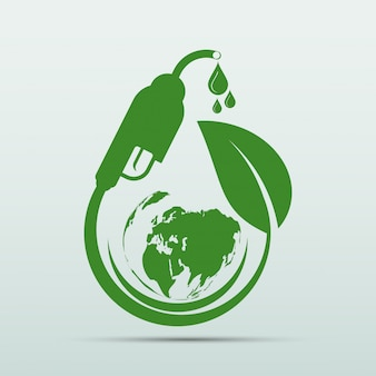 La journée internationale du biodiesel pour l'écologie et l'environnement aide le monde avec des idées écologiques