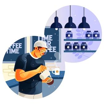Journée internationale du café pour le barista