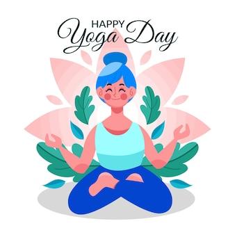 Journée internationale du design de yoga
