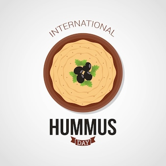Journée internationale du houmous