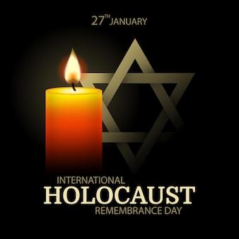 Journée internationale du souvenir de l'holocauste