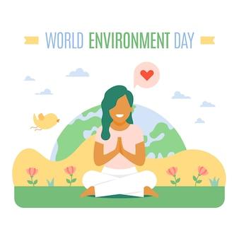 Journée internationale de l'environnement mondial