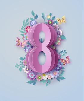 Journée internationale de la femme 8 mars